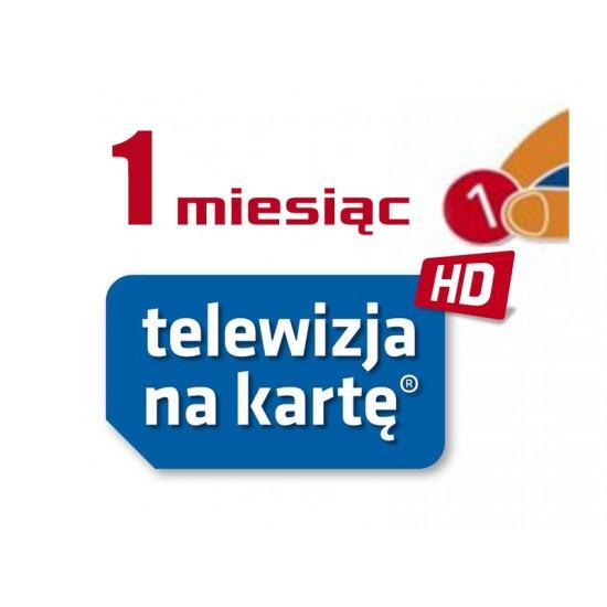 Doładowanie Telewizji Na Kartę 1m