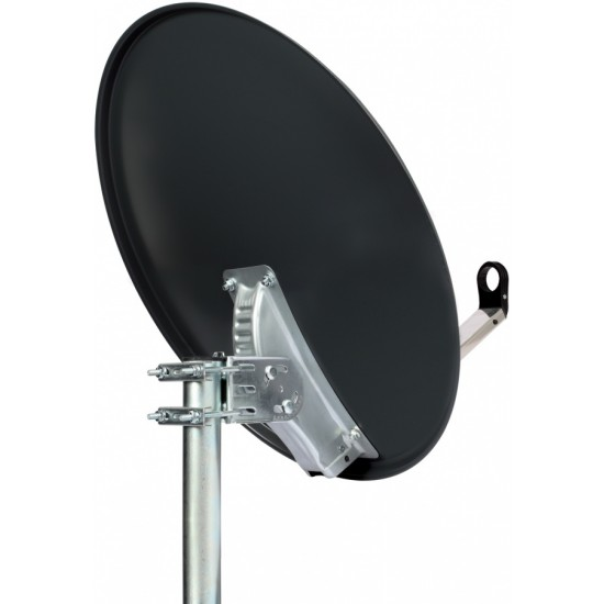Antena Sab 65cm Szara