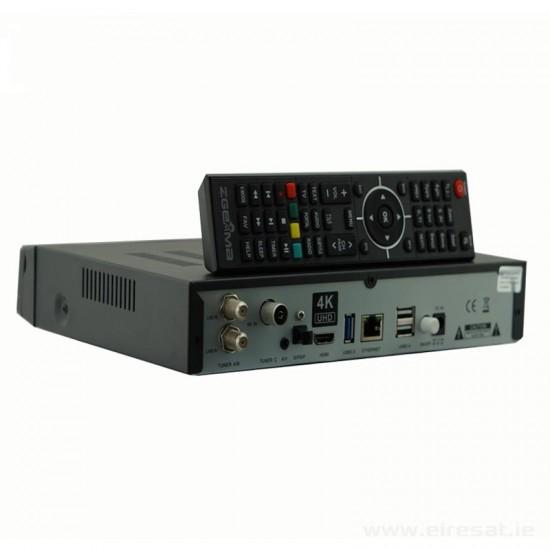 Zgemma H7S 4K Ultra HD