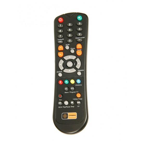 Pilot Polsat HD1000 HD2000 HD3000 HD5000 ORYGINAŁ